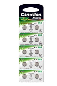 Camelion 10x SR626SW Knopfzelle (28 mAh)