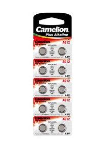 Camelion 10x LR43 Knopfzelle