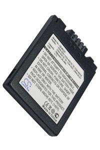 Lumix DMC-FX1GC-G Akku (700 mAh, Schwarz)